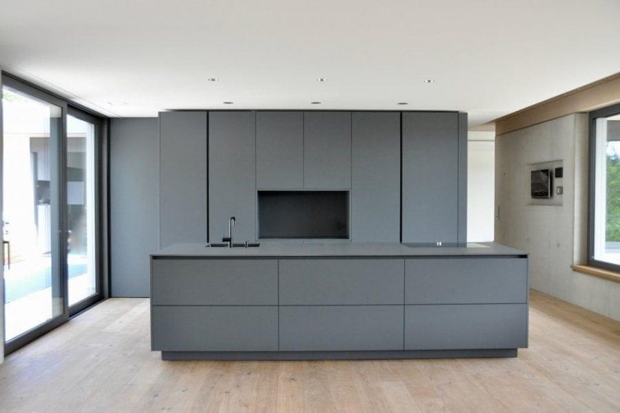 Iron Grey - Arpa Fenix - Keukendeurtjes en ladefrontjes i.c.m. Faktum