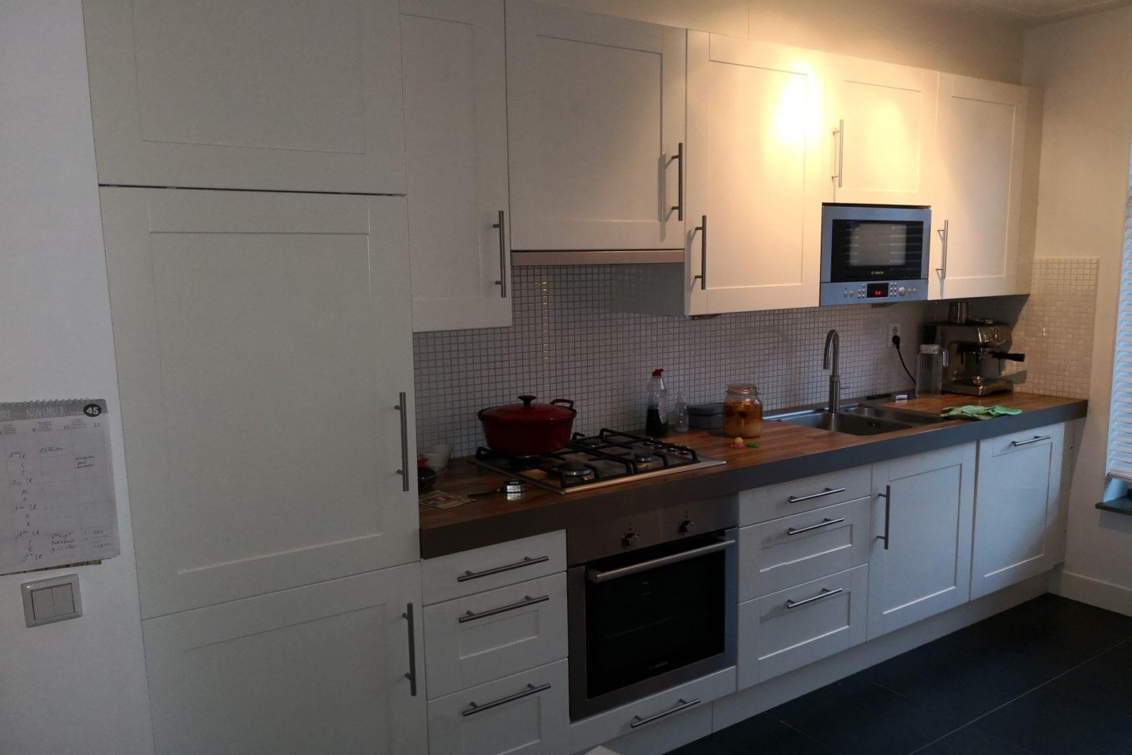 IKEA keuken deuren veranderen 1