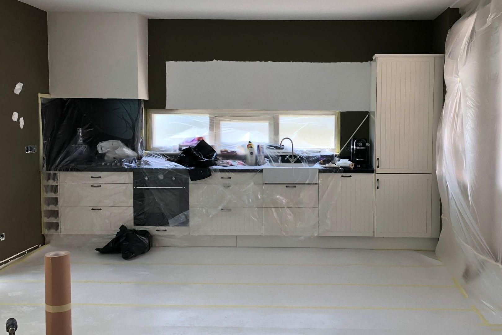 IKEA keuken deuren veranderen FAKTUM
